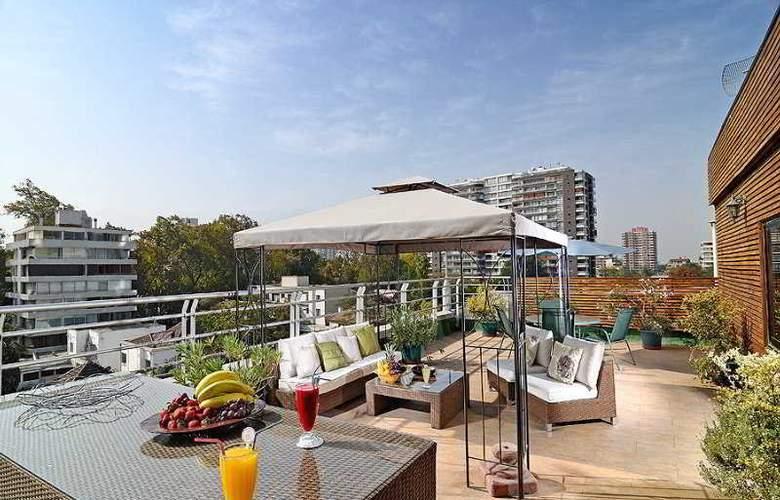Eurotel Providencia - Terrace - 12