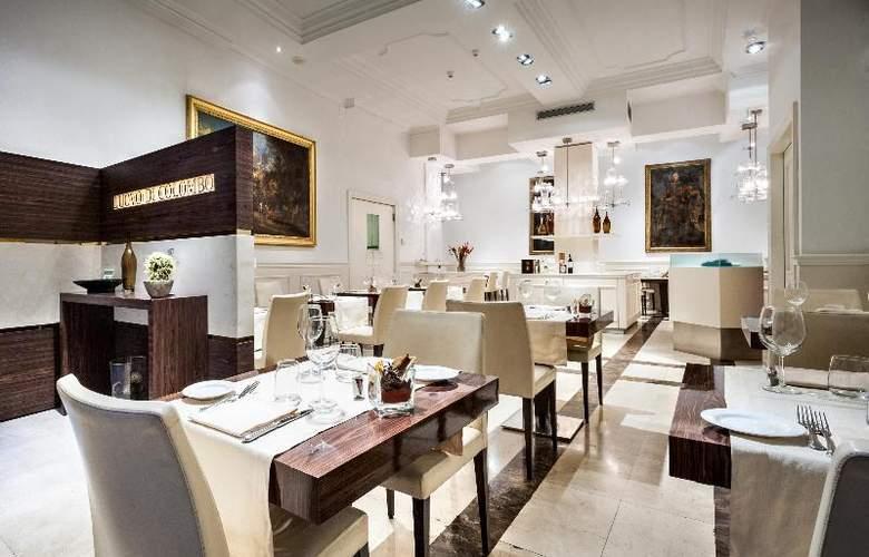 Best Western Premier Hotel Cristoforo Colombo - Restaurant - 22