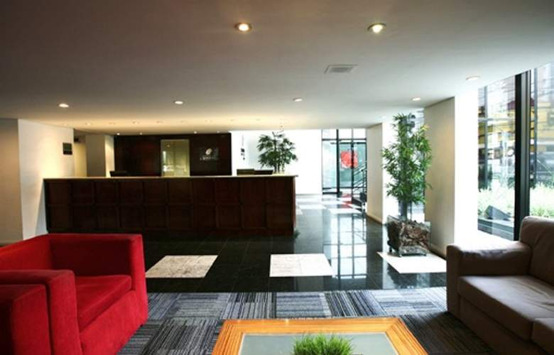Slaviero Suites Curitiba - Hotel - 4