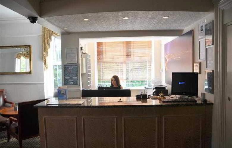 Best Western Montague Hotel - Hotel - 30
