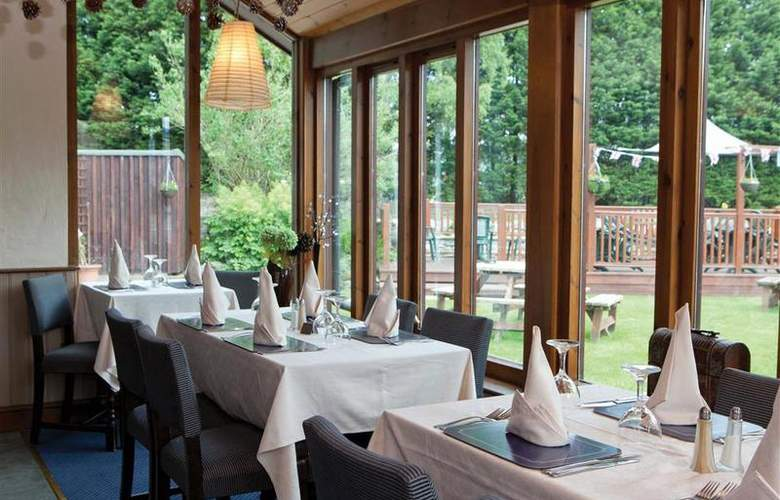 Best Western Glenridding - Restaurant - 26