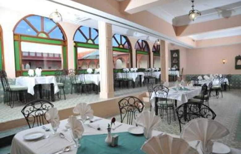 Vesta Bikaner Palace - Restaurant - 8