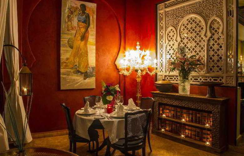 Palais El Miria - Restaurant - 18