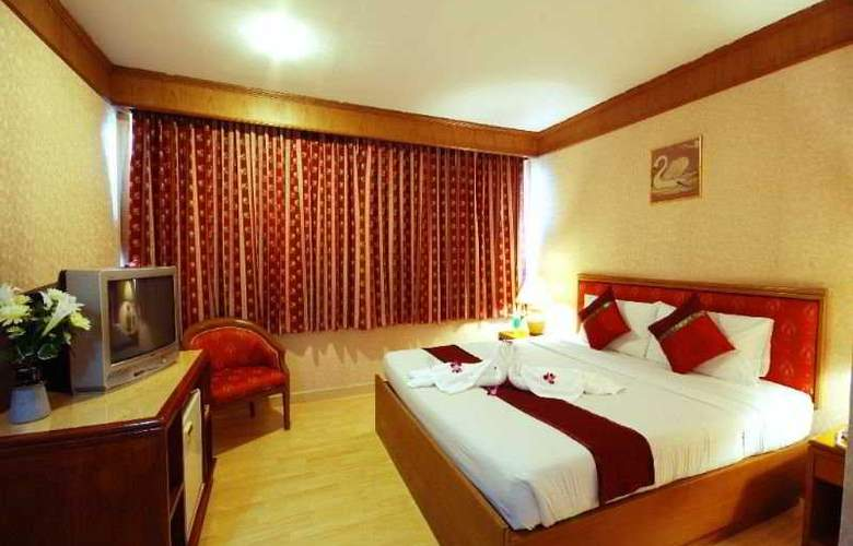 Silom Avenue Inn Bangkok - Room - 6