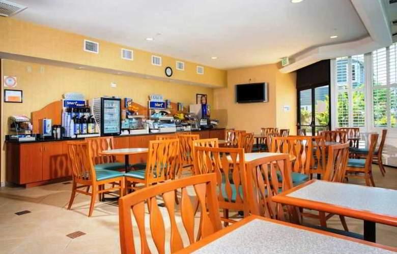 Holiday Inn Express Newport Beach - Restaurant - 3