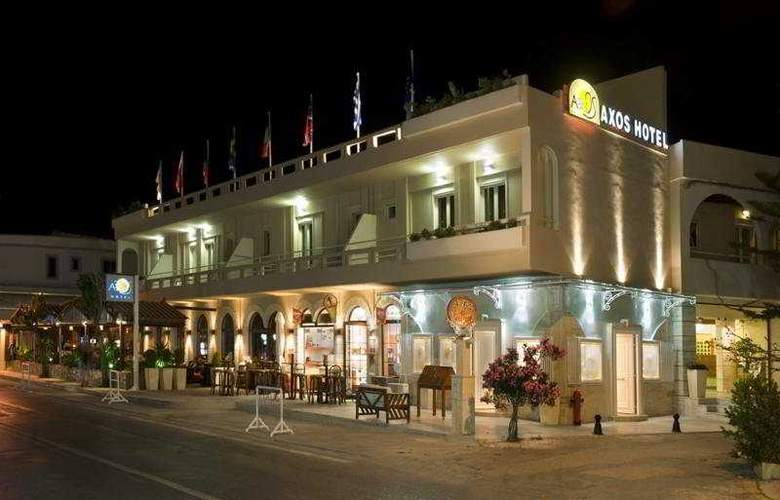 Axos Apts - Hotel - 0