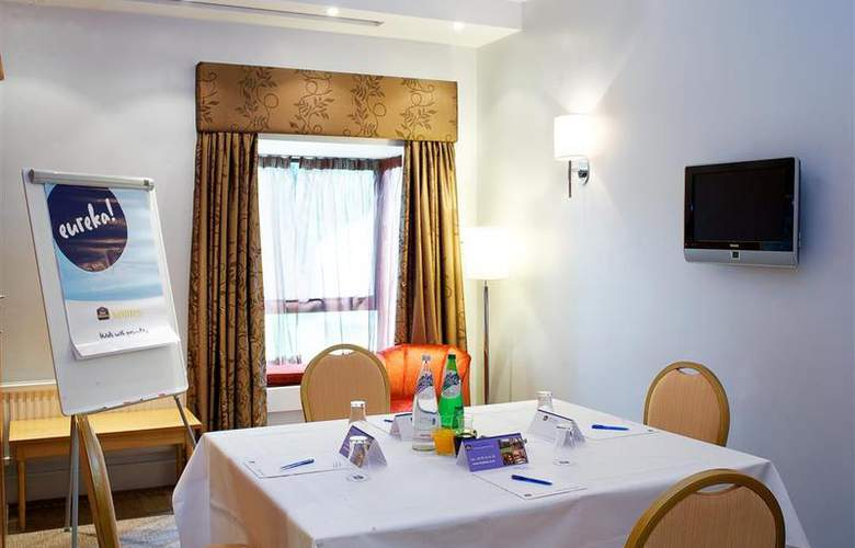 Best Western The Watermill - Conference - 127