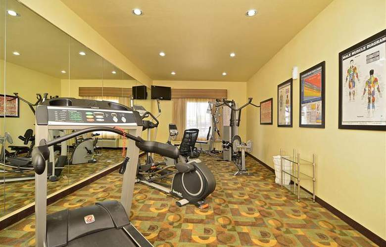 Best Western Plus Christopher Inn & Suites - Sport - 202
