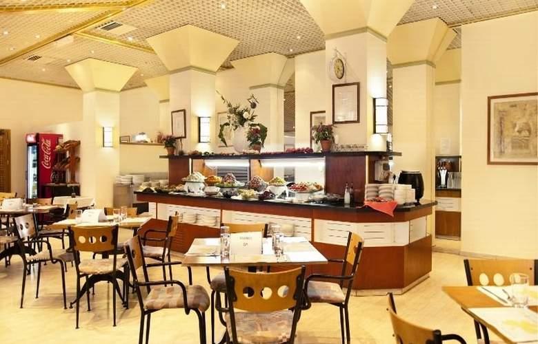 Arcadia Tiberias Hotel - Restaurant - 3