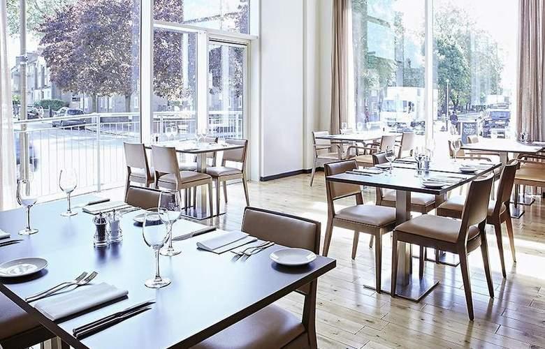 Novotel London Greenwich - Restaurant - 3