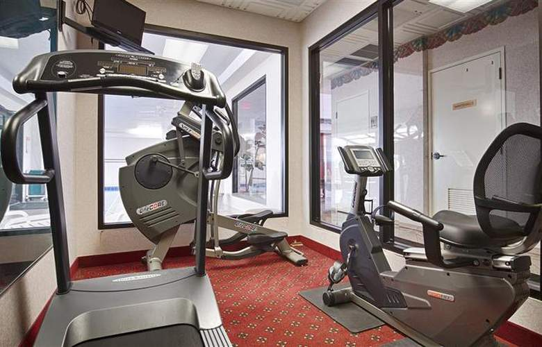 Best Western Joliet Inn & Suites - Sport - 166