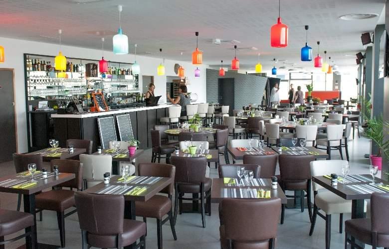 Mer et Golf Appart-Hotel Bordeaux Lac - Bruges - Restaurant - 45
