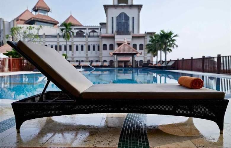 Pullman Putrajaya Lakeside - Hotel - 76