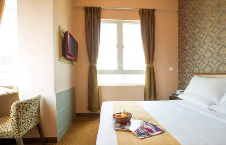 Best Western Hotel Causeway Bay - Hotel - 21