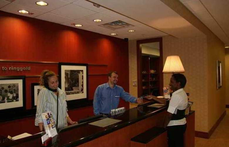 Hampton Inn Harrisburg/Grantville/Hershey - Hotel - 0