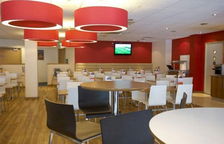 Britannia Edinburgh - Restaurant - 3