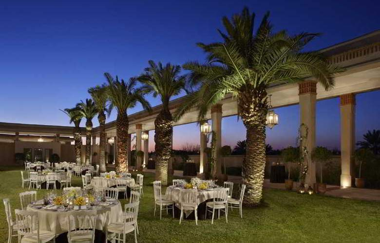 Four Seasons Resort Marrakech - Terrace - 5