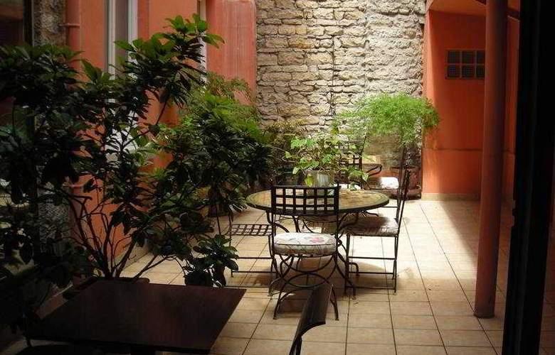 Interhotel au Patio Morand - Terrace - 6