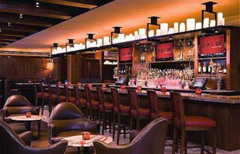 Holiday Inn Boston - Newton - Bar - 6