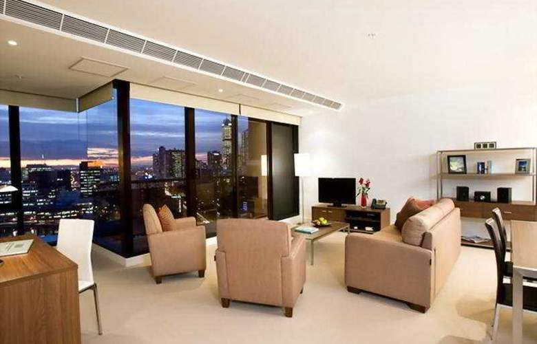 Melbourne Short Stay Apartments on Whiteman - Room - 2