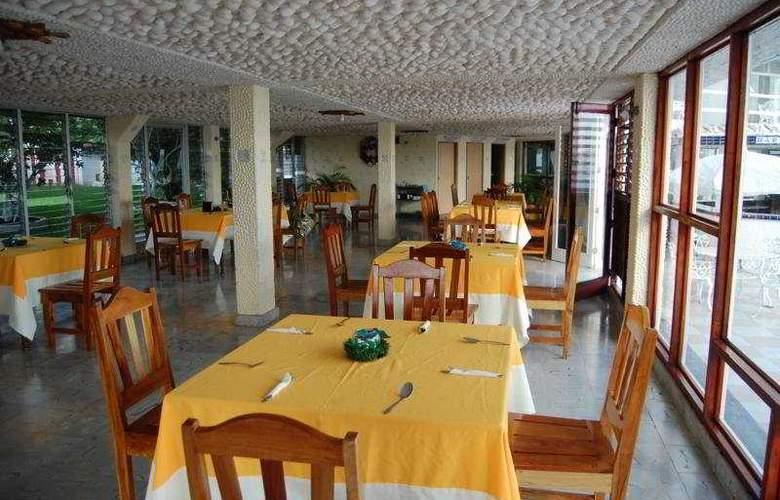 Laguna Bacalar - Restaurant - 6