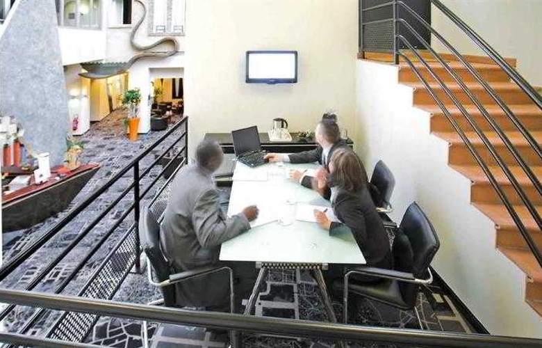 Mercure Strasbourg Gare Centrale - Hotel - 21