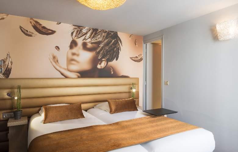 Le Bon Hôtel - Room - 17