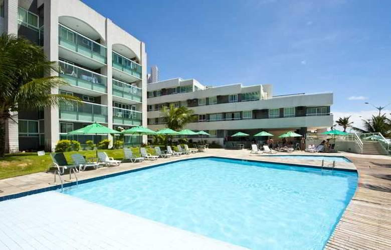 Nobile Suites Ponta Negra Beach - Pool - 13
