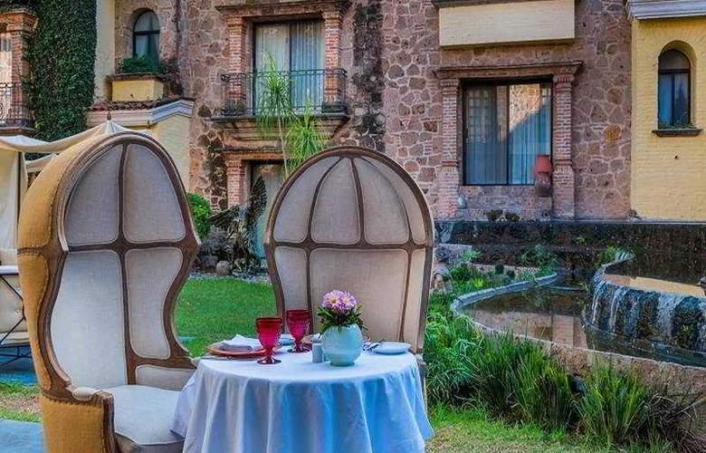 Quinta Real Guadalajara - Terrace - 15