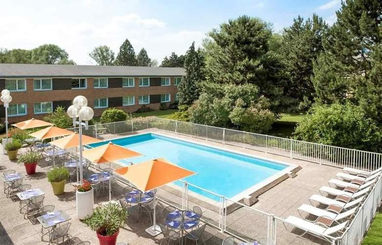 Novotel Metz Hauconcourt - Hotel - 33