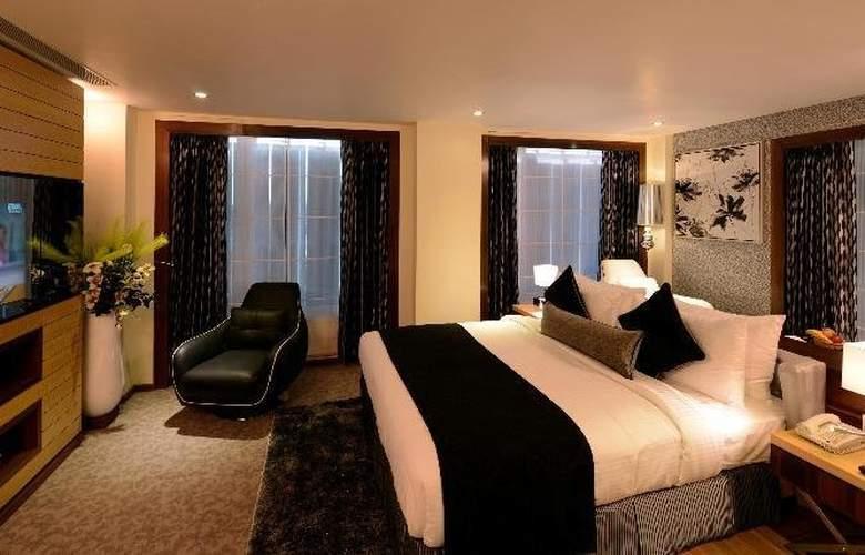 Tulip Inn Ahemadbad - Room - 9