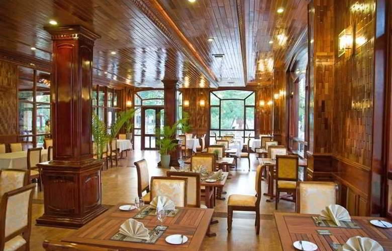Angkor Sayana Hotel & Spa - Restaurant - 4