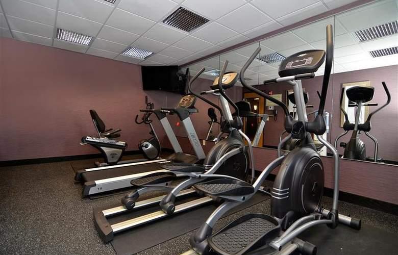 Best Western Plover Hotel & Conference Center - Sport - 55