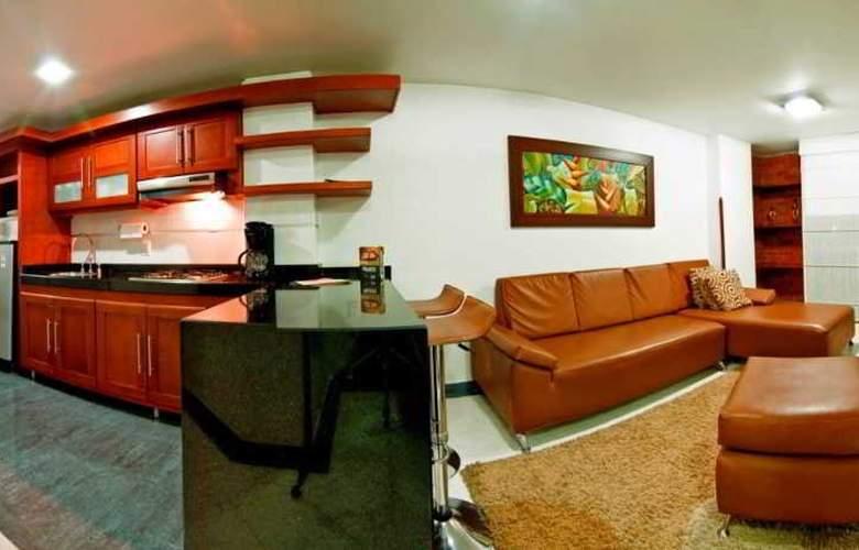 Hotel Buena Vista - Room - 6