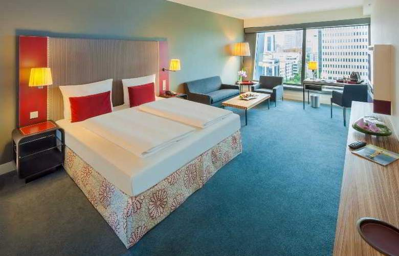Radisson Blu Hotel Frankfurt - Room - 3