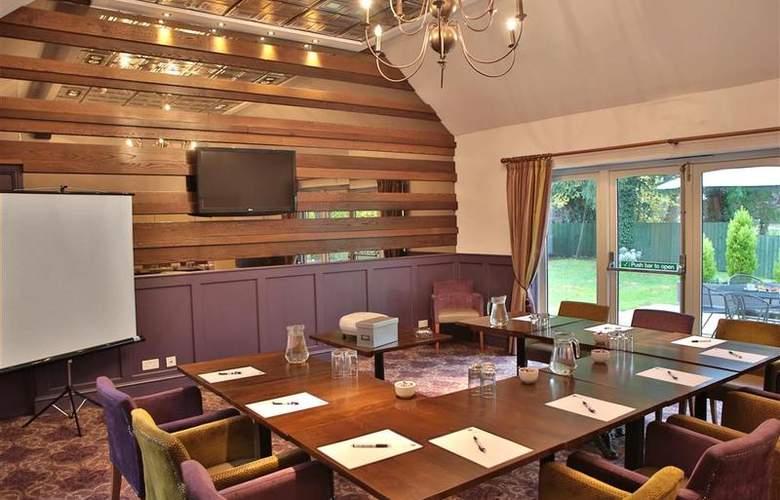Best Western Henley Hotel - Sport - 144