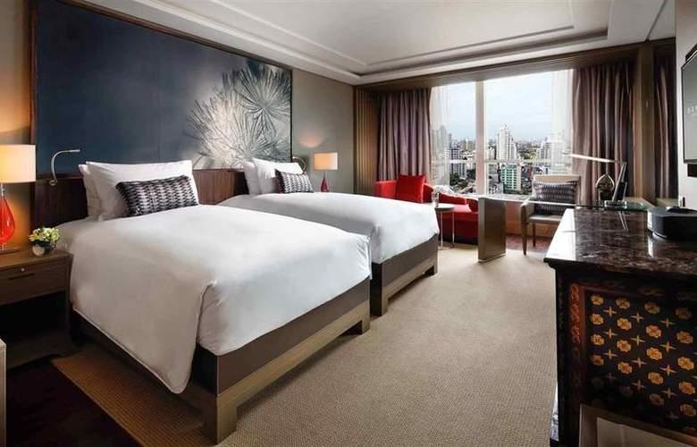 Sofitel Bangkok Sukhumvit - Room - 114