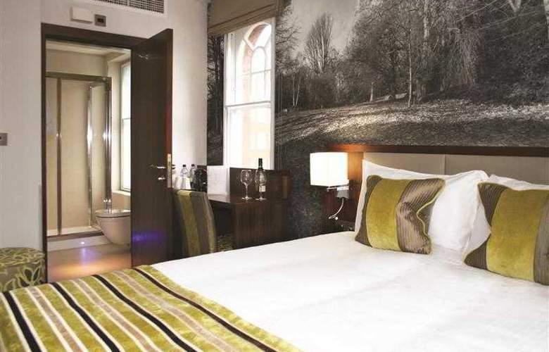Seraphine Kensington Olympia - Hotel - 17