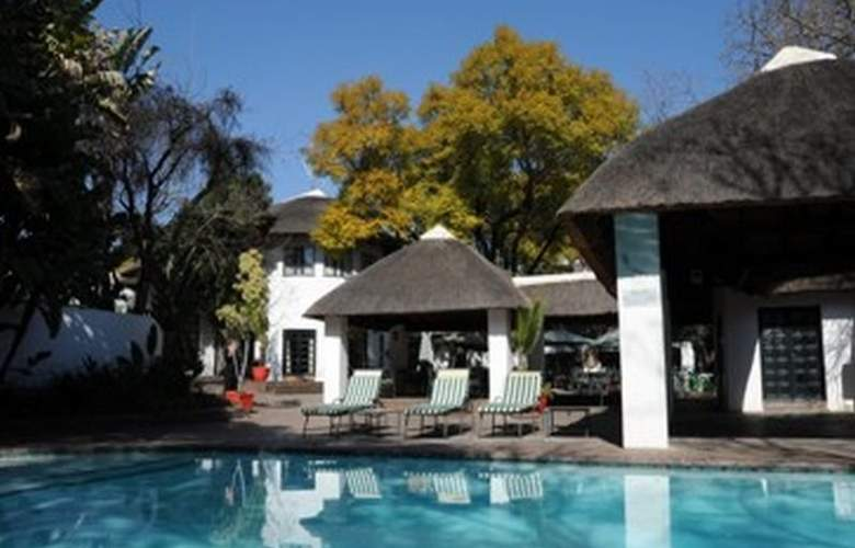 Indaba Hotel and Conference Centre - Pool - 3
