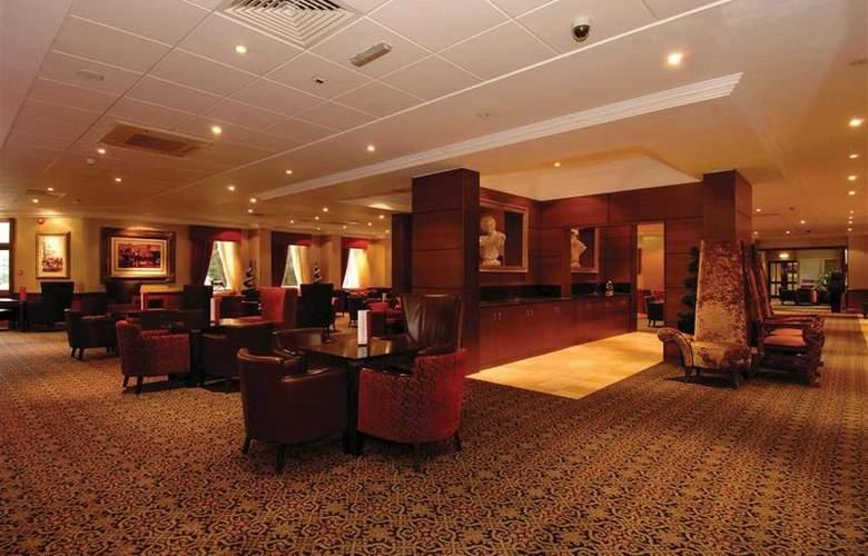 Best Western Premier Leyland - Hotel - 119