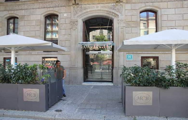 Ciutadella Barcelona - Terrace - 19