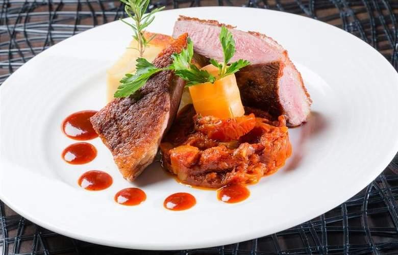 Best Western Hotel De L´Arbois - Restaurant - 30