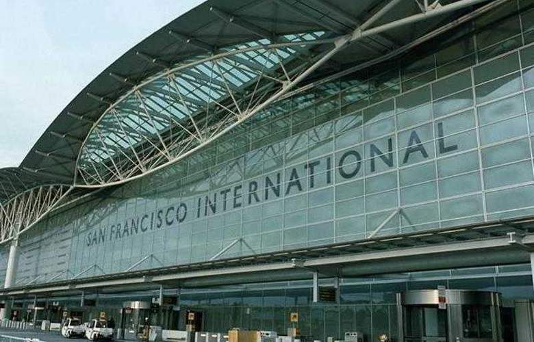 San Mateo Marriott San Francisco Airport - Hotel - 15