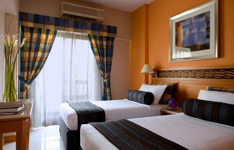 Golden Sands Hotel Apartments - Room - 2