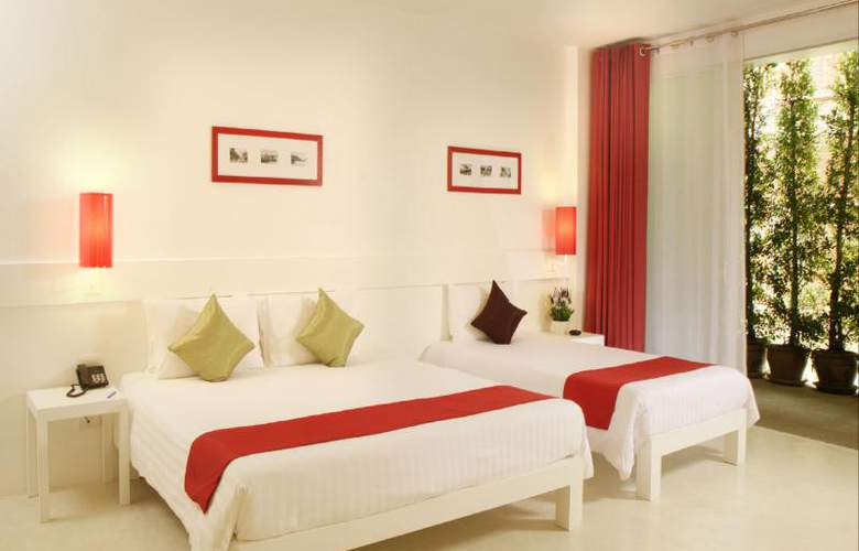Old Phuket - Karon Beach Resort - Room - 24