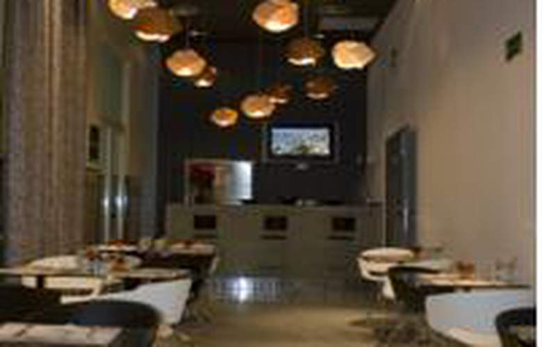Petit Palace Santa Cruz - Restaurant - 19
