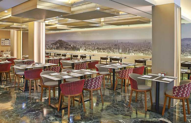 NH Collection Barcelona Pódium - Restaurant - 5