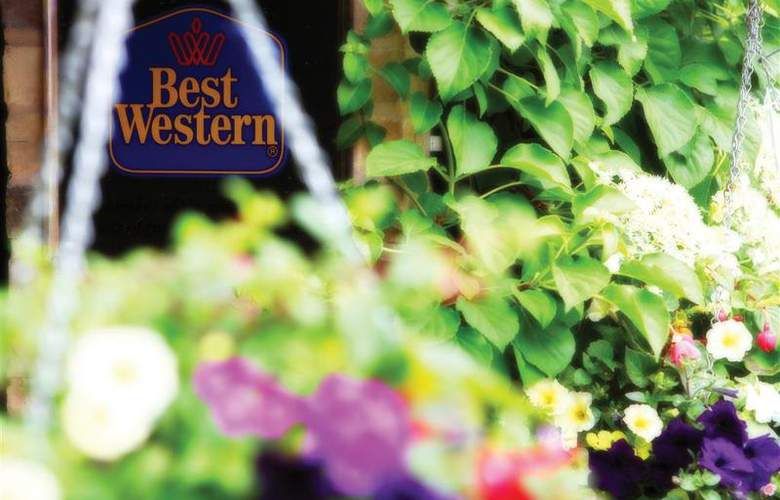 Best Western Cambridge Quy Mill Hotel - Hotel - 86