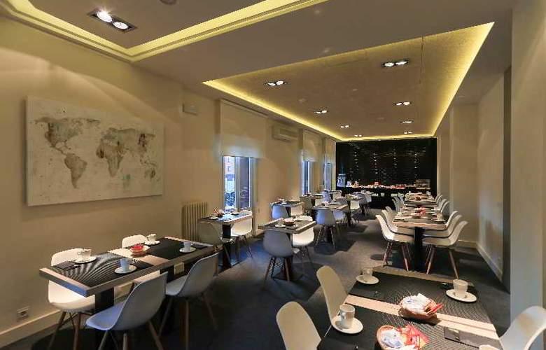 Sercotel Leyre - Restaurant - 27