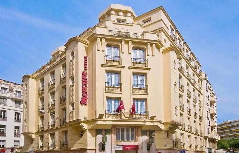 Mercure Nice Centre Grimaldi - Hotel - 27